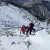 雪山の難易度