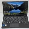 ついに片手で開けれるようになった軽量ノートパソコン Lifebook WU2/E3 ~性能編~
