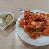 【2017 台南&台北】家郷八寶冰で念願の番茄切盤を食べる!