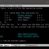 emacs私的チュートリアル