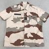 フランスの軍服  陸軍迷彩半袖シャツ(デザートパターン)とは? 0029   🇫🇷