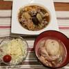 2018/08/01の夕食