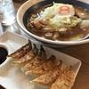 福井に帰ったら食べたいもの その一 8番らーめんの野菜らーめん