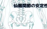 仙腸関節の安定性