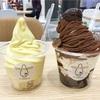 秋限定♡栗づくしのチョコレートモンブランパフェ(北海道ミルクカフェMOUMOU @お台場)