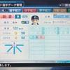 394.オリジナル選手 新倉良樹選手(パワプロ2019)