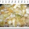 にんにく味噌のお鍋