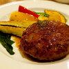 美味しいハンバーグランチを食べた<札幌円山のオーガニック・カフェレストラン>
