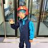 フライステーション・ジャパンで室内スカイダイビングに挑戦