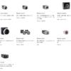 Mac対応コンピュータビジョン向けカメラ