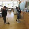 6年生:就学時健診で活躍
