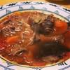 牛すね肉のトマト煮込みを圧力鍋で作ってみた