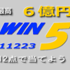 3月12日WIN5中山牝馬S 傾向・PC買目・結果・まとめ