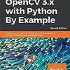 Python - OpenCV参考情報