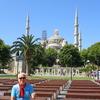 父とのヨーロッパ旅 3日目前半 〜絶景と朝食、モスクの美しさ〜