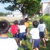 セミ取り 4年:校外学習 着衣泳 5の1:ふるさと学習 クラブ④