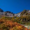 【天体撮影記 第38夜+登山記】  紅葉と宝石テントと星を求めに北アルプスの涸沢カールを訪れてきました。