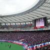 J2第35節 FC東京×水戸(味スタ)