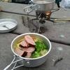 旅中の料理ついて