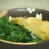 実家の定番お味噌汁+とり野菜みそ