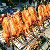 バンコクナビ:プラカノン市場で鶏の丸焼き(ガイ・ヤーン)と生牡蠣買ってきたわよ!
