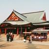 成田山不動尊の初詣2017。混雑具合と参拝時間。