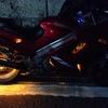 【ZZR250】ZZR250カスタム!LEDテープによるバイク改造