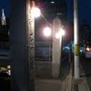 熊野神社の灯り