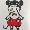 【生後9ヶ月】ルーちゃんのミッキーコスプレ計画始動。