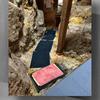 霧島温泉「旅の湯」お風呂場に噴気孔がある温泉