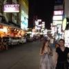 [ま]バンコク・タニヤ通りの裏路地にある隠れた美味しいイサーン料理屋台/ラーン・ラープ @kun_maa