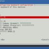 Debian9のキーボード配列を変える
