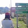 2010年 宿が無い!傾斜に愛が無い!! チチカカ湖を去り首都ラパス