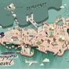 【☆JGC 修行への旅☆-その9-】「OKA-SIN」決行に向けて、初めてのシンガポールを探ってみた! -食事、観光地編-