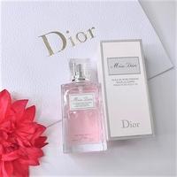 Diorの美容部員さんがおすすめしてくれた'モテ香水ミスディオール'の2層式ボディオイル♡コスパも内容も映えも神レベル♡
