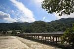 京都・嵐山へ! 竹林の小径や大河内山荘庭園を散策しました