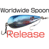 【River 2 Sea】アシストフック標準装備!徐々に遠のくように斜めにフォールするスプーン「ワールドワイドスプーン」発売!