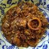 シーフード六穀米リゾット