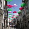自転車旅 ポルトガル1日目。要塞村と小さくて快適な山のふもとの町。