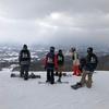 百沢スキー場でJSBAバッジテスト