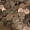 大量の硬貨を両替する方法