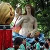 今年も行ってきました!東京藝術大学・藝祭の神輿(みこし)パレード2017年 -1-