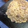 豚バラ肉と長ネギの炒飯