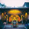 台南市内のお寺を徒歩で廻ってみた!