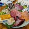 西新宿のタカマル鮮魚店でオケ仲間との飲み会