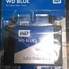 HDDの代わりにWDのSSDを買いました