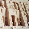 エジプト旅行のハイライト!有名なアブシンベル神殿へ行く!