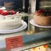 ハワイでお祝いケーキ