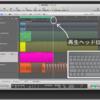 Logic Proのショートカット操作