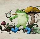カエルとイグアナとオタク